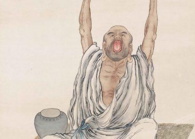 羅漢(半托迦尊者)