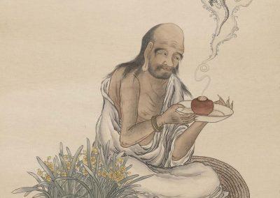 羅漢(慶友尊者)